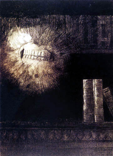 Odilon Redon - Vision: Teeth of Berenice