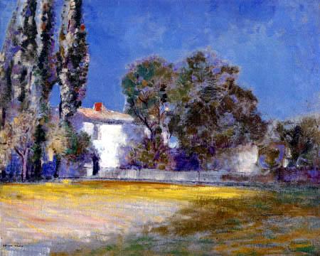 Odilon Redon - Peyrelebade
