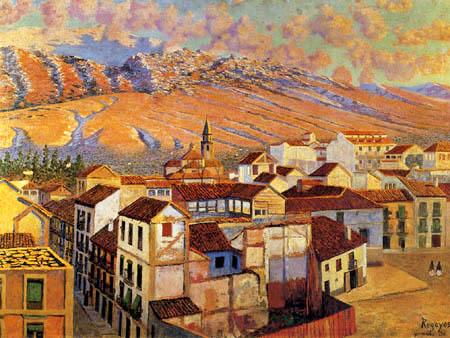 Darío de Regoyos y Valdés - Granada