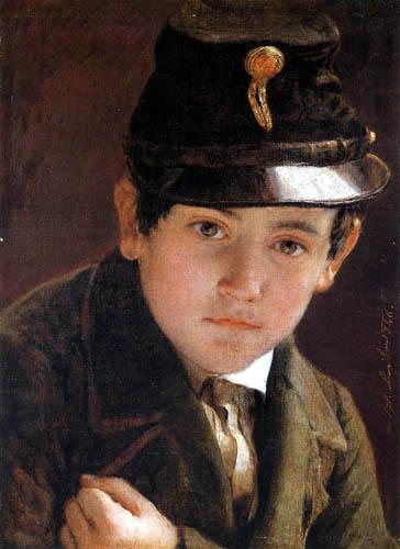 Johann Baptist Reiter - Junger Postillion