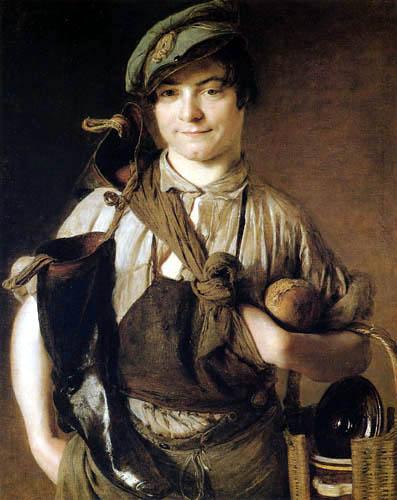 Johann Baptist Reiter - The shoemaker apprentice