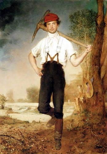 Johann Baptist Reiter - Feldarbeiter