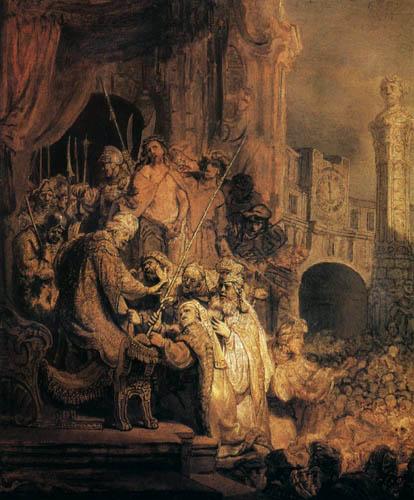 Hermansz. van Rijn Rembrandt - Ecce Homo
