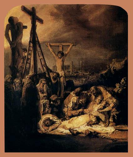 Hermansz. van Rijn Rembrandt - Piety