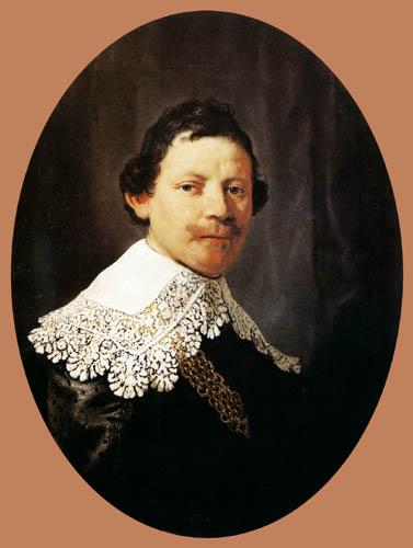 Hermansz. van Rijn Rembrandt - Portrait of Philips Lucasz