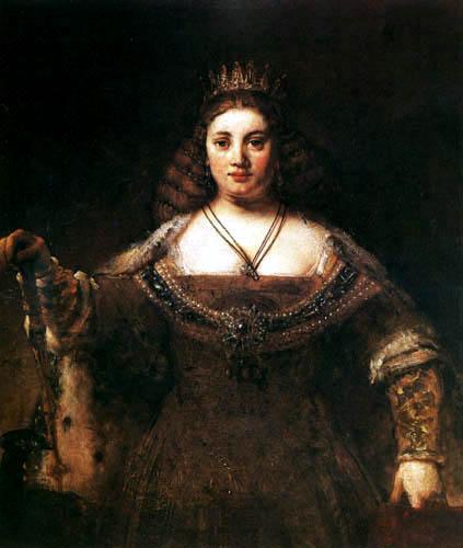 Hermansz. van Rijn Rembrandt - Juno