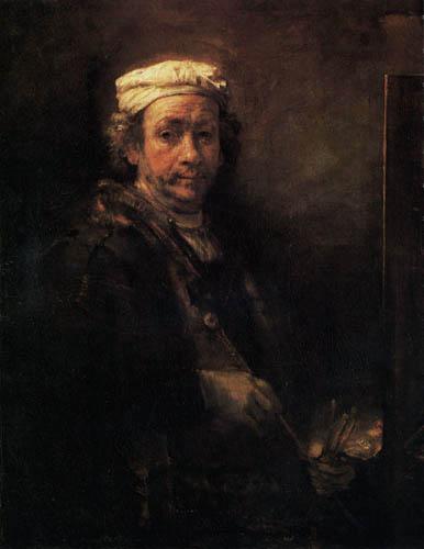 Hermansz. van Rijn Rembrandt - Selbstbildnis