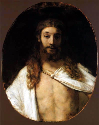 Hermansz. van Rijn Rembrandt - Jesus Christ