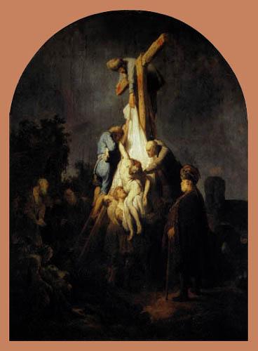 Hermansz. van Rijn Rembrandt - The Depostition