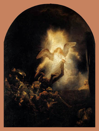 Hermansz. van Rijn Rembrandt - The Resurrection of Christ