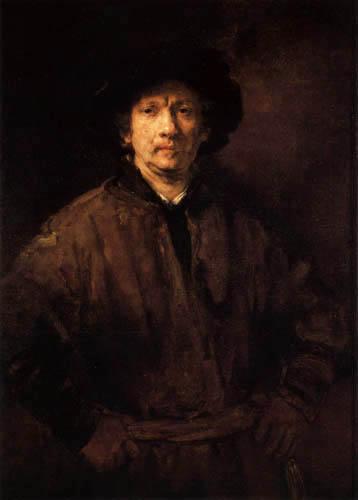 Hermansz. van Rijn Rembrandt - The large Selfportrait
