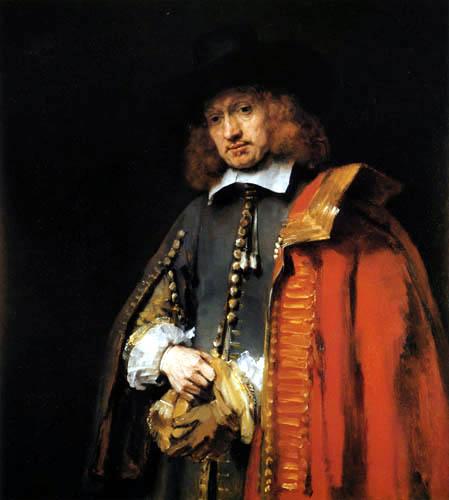 Hermansz. van Rijn Rembrandt - Portrait of Jan Six