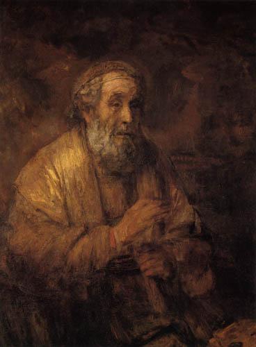 Hermansz. van Rijn Rembrandt - Homer