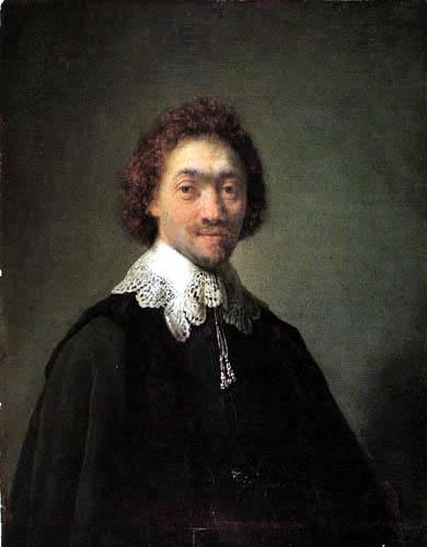 Hermansz. van Rijn Rembrandt - Portrait of Maurits Huygens
