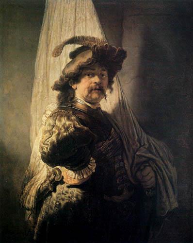 Hermansz. van Rijn Rembrandt - Standard Bearer