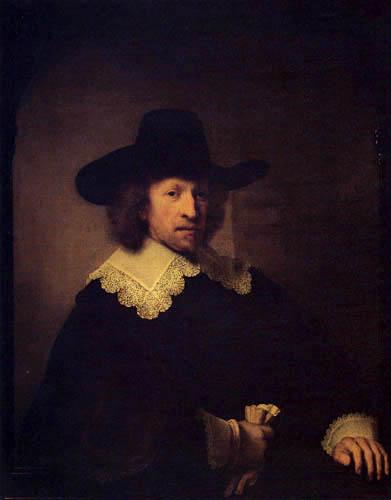 Hermansz. van Rijn Rembrandt - Portrait of Nicolaes van Bambeeck