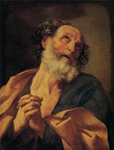 Guido Reni - Le regret de Saint Pierre