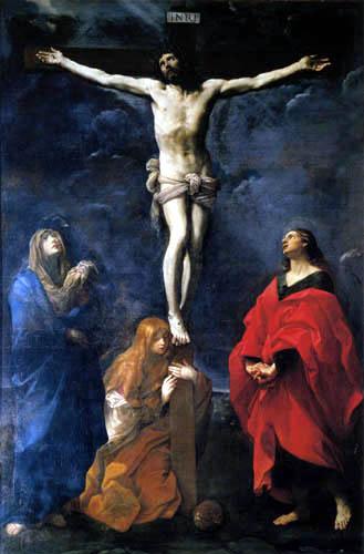 Guido Reni - Kreuzigung der Kapuziner