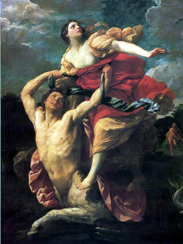 Guido Reni - Nessus entführt Deianeira