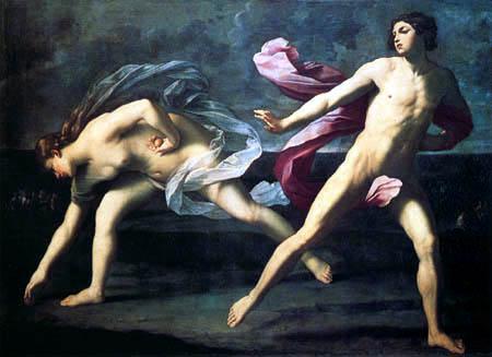 Guido Reni - Atalanta and Hippomenes