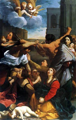 Guido Reni - Das Töten der Unschuldigen