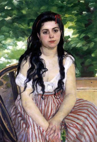 Pierre Auguste Renoir - L´été