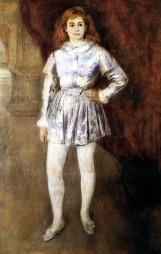 Pierre Auguste Renoir - Madame Henriot