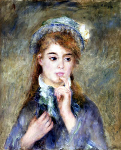 Pierre Auguste Renoir - The Innocent
