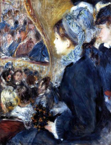 Pierre Auguste Renoir - Der erste Ausgang