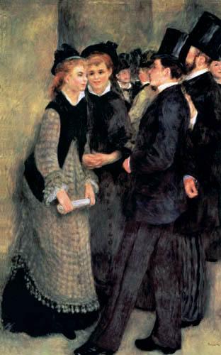 Pierre Auguste Renoir - Nach dem Konservatorium