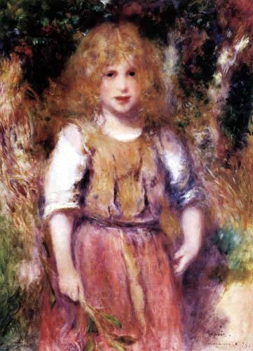 Pierre Auguste Renoir - Kleiner Wildfang