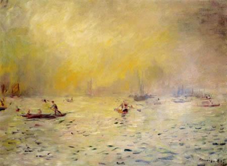 Pierre Auguste Renoir - Venice