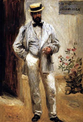 Pierre Auguste Renoir - Charles le Cœur