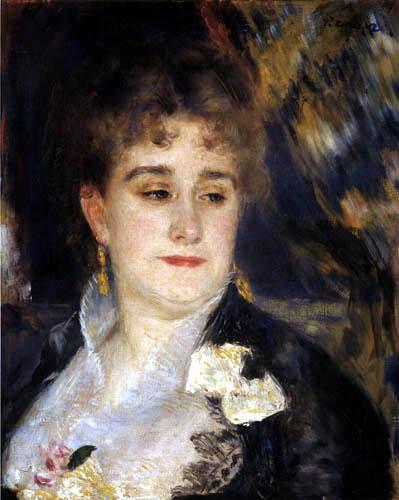 Pierre Auguste Renoir - Madame Charpentier