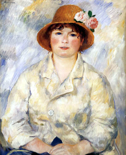Pierre Auguste Renoir - Aline Charigot