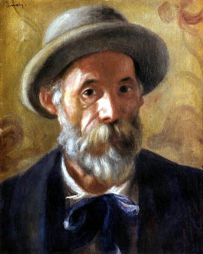 Pierre Auguste Renoir - Selfportrait