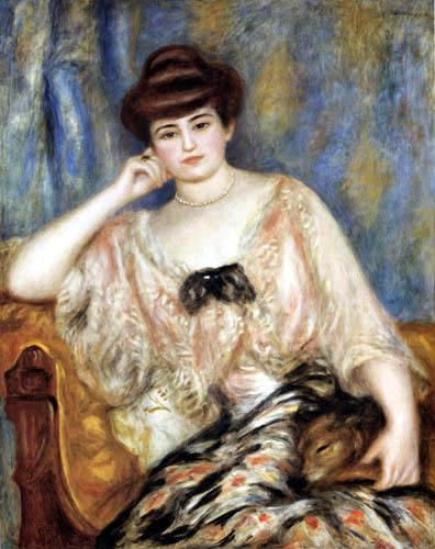 Pierre Auguste Renoir - Misia Nathanson