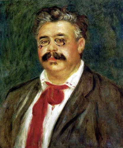 Pierre Auguste Renoir - Wilhelm Muehlfeld