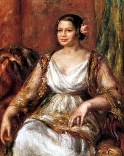 Pierre Auguste Renoir - Tilla Durieux