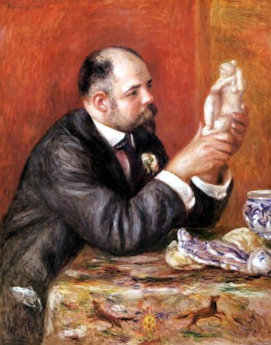 Pierre Auguste Renoir - Ambroise Vollard