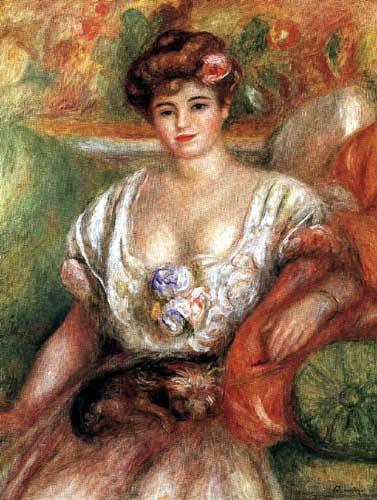 Pierre Auguste Renoir - Misia Edwards
