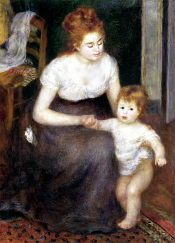 Pierre Auguste Renoir - First steps