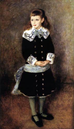 Pierre Auguste Renoir - Marthe Berard