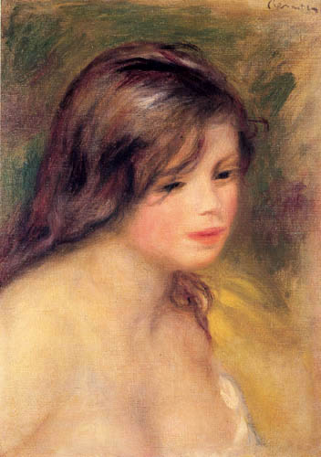 Pierre Auguste Renoir - Naive
