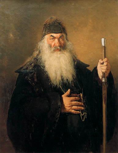 Ilja Jefimowitsch Repin - Protodiakon