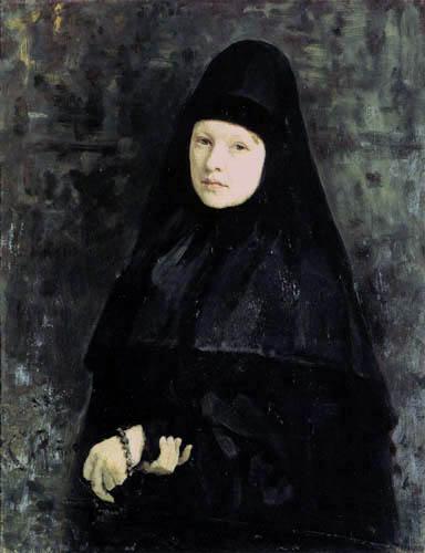 Ilja Jefimowitsch Repin - Nun