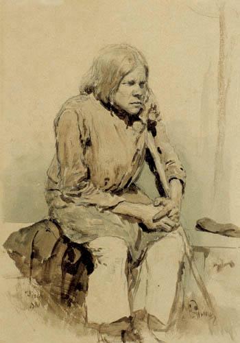 Ilja Jefimowitsch Repin - Buckliger
