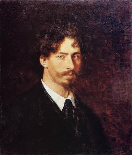 Ilja Jefimowitsch Repin - Selfportrait