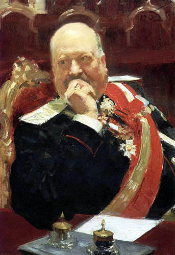Ilja Jefimowitsch Repin - Alexej Ignatjev