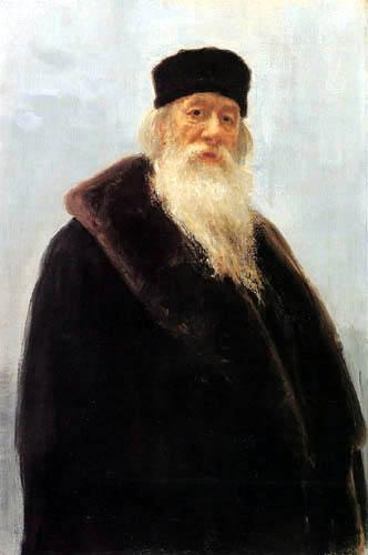 Ilja Jefimowitsch Repin - W.W. Stassow